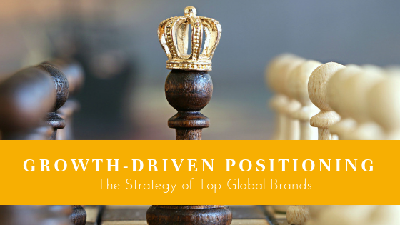 Growth Driven Positioning - Strategy of Top Global Brands